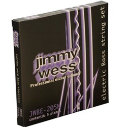 Jimmy Wess 205N Jgo 5 Strings Bass Nickel