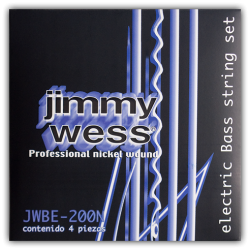 Jimmy wess 200N 45/105 Jgo Set Nickel
