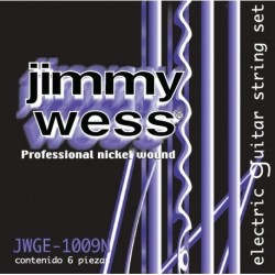 Jimmy Wess 1009N 09/42 Jgo Set Nickel