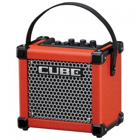 Roland M-CUBE GX Rojo Amplificador de guitarra