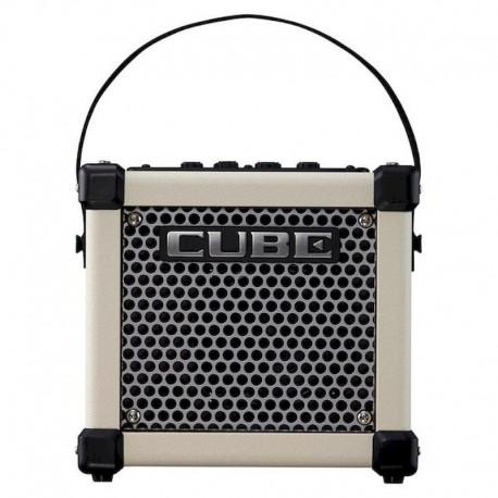 Roland M-CUBE GX Blanco Amplificador de guitarra