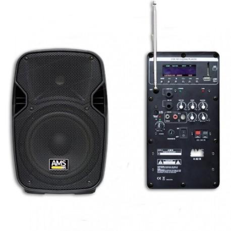 AMS A82B Equipo PA compacto