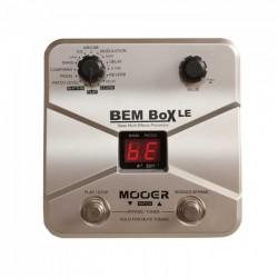 Mooer BE30 Bem Box LE Multieffecto Bass