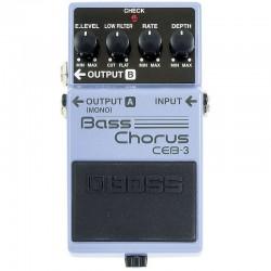 Boss CEB-3 Chorus Para Bajo