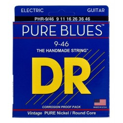 DR PHR9/46 Pure Blues Vintage Puro Nickel