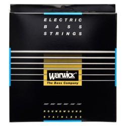 Warwick 40401 M Black Label Jgo Bass 6 String