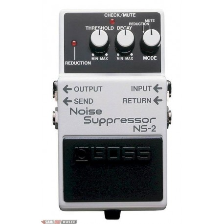 Boss NS-2 Noise Supressor