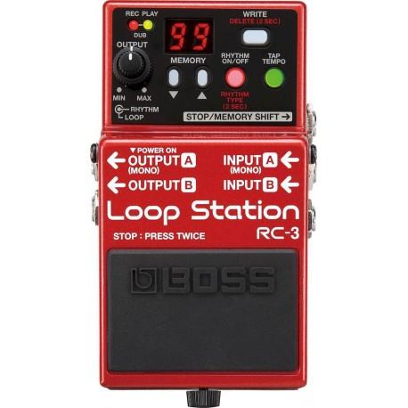 Boss Rc-3 Loopstation