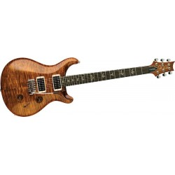 PRS USA Custom 24 -V12 Black Gold Burst +Birds