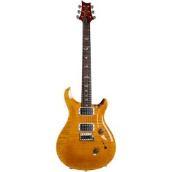 PRS USA Custom 24 Vintage Yellow +Birds