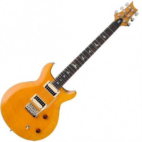 PRS SE Santana Signature yellow