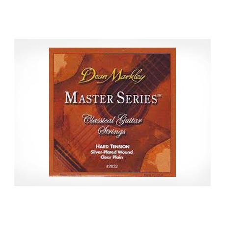 Dean Markley 2832 Clásica Master Series Hard Tension Jgo