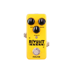 Pedal Mini Nux NCH-2 Rivulet Chorus