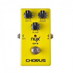 Pedal Nux CH-3 Chorus Vintage Analógico