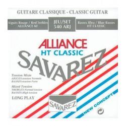 Savarez 540-ARJ Alliance Azul/Roja Classic HT