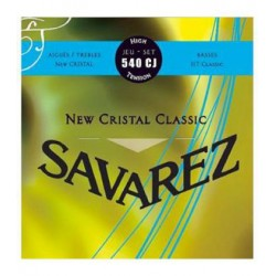 Savarez 540-CJ New Cristal Classic Fuerte