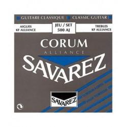 Savarez 500-AJ Corum Alliance Azul Fuerte