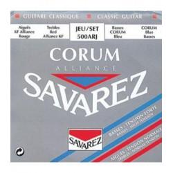 Savarez 500-ARJ Corum Alliance Roja/Azul Fuerte