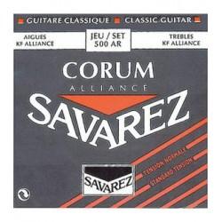 Savarez 500-AR Corum Alliance Roja Normal