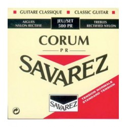 Savarez 500-PR Corum (Normal Recti)