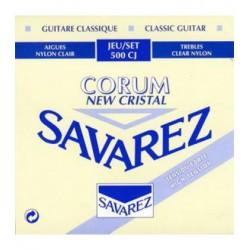 Savarez 500-CJ Corum New Cristal Azul Fuerte