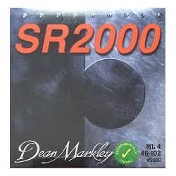 Dean Markley Bajo 4 cuerdas SR 2000 46-102
