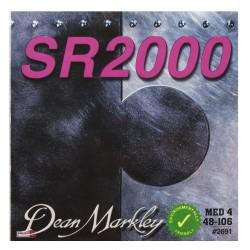 Dean Markley Bajo 4 cuerdas SR 2000 48-106