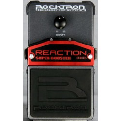 ROCKTRON REACTION SUPER BOOSTER