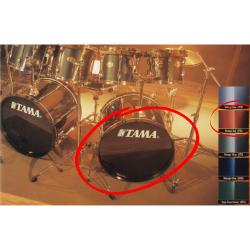 BOMBO TAMA ROCKSTAR RDB22D VTR VINTAGE RED