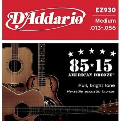 D´addario EZ930 013/056 medium Bronze
