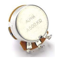 POTENCIOMETRO ALPHA MINI A500K