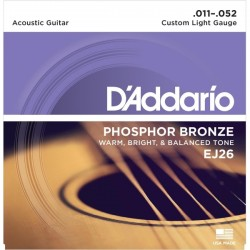 D'addario EJ26 set 011/052