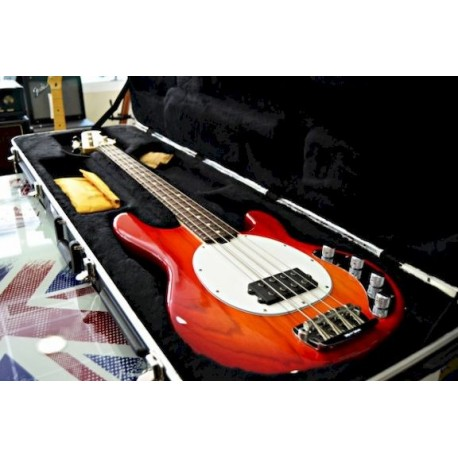 Musicman Stingray Cherry Burst