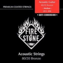 Fire&Stone Acústica Bronce Anti-corrosión 13-56