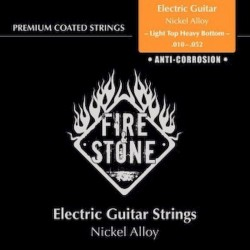 Fire&Stone Eléctrica Nickel Light Top Heavy Botton 10-52