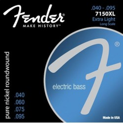Fender 7150XL Pure Nickel 040-095