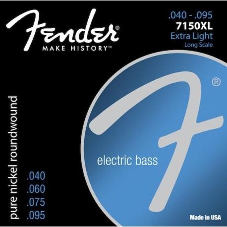 Fender 7150XL Pure Nickel 40-95