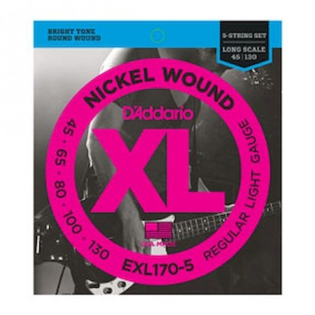 D'addario EXL170 -5