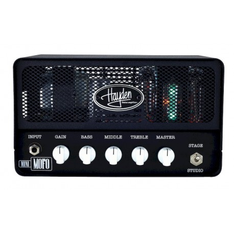 AMPLIFICADOR GUITARRA CABEZAL HAYDEN MINI MOFO 15W All Valve