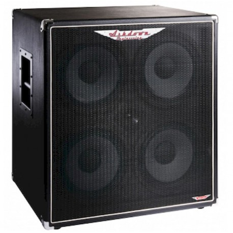 "ASHDOWN MAG 400W 4X10"" + Tweeter"