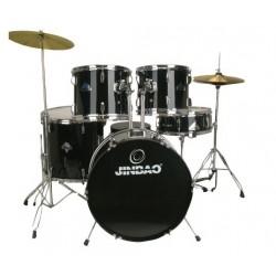 """Batería """"JINBAO"""" PO605 Jazz negra"""