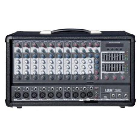 """Mezclador """"LEEM"""" 10C USB-SMP1020"""