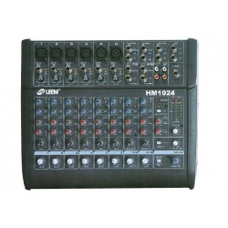 "Mesa ""LEEM"" 10 canales HM-1024"
