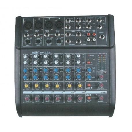 "Mesa ""LEEM"" 8 canales HM-824"