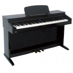 """Piano """"RINGWAY"""" TG8875 Lacado Negro"""