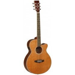 "Guitarra Acustica ""TANGLEWOOD"" TSFCEN Natural"