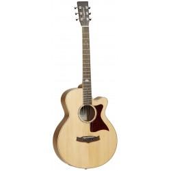 "Guitarra ""TANGLEWOOD"" TW145SSCE MINI JUMBO PREMIER"