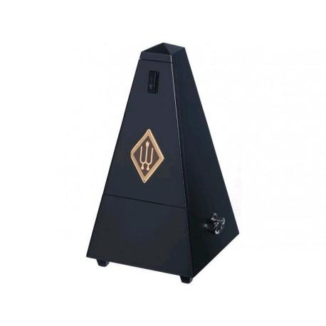 """Metronomo """"WITTNER"""" Piramide 816 M Negro"""
