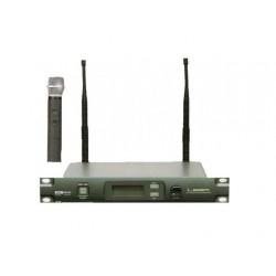 "Sistema ""LEEM"" Microfono Inalambrico Serie US-46 CH-PLL"