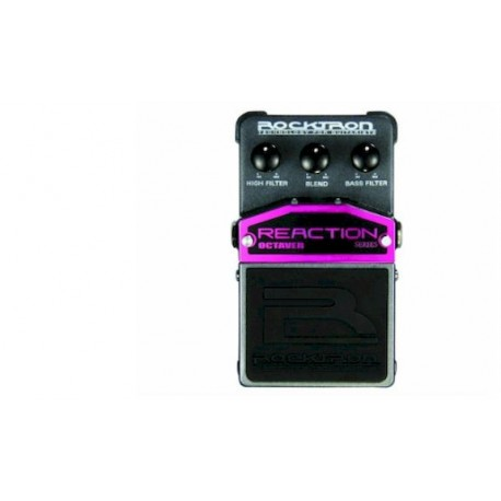 PEDAL ROCKTRON REACTION OCTAVER